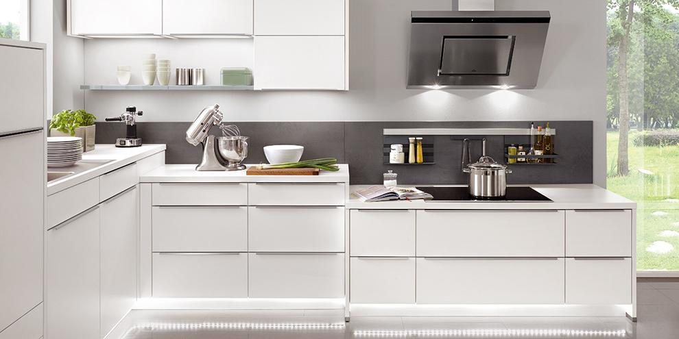 Weiß - Sabel Küchen mit Leidenschaft in Wuppertal