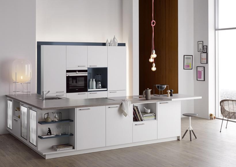 U-Küche COLUMBIA - Sabel Küchen mit Leidenschaft in Wuppertal