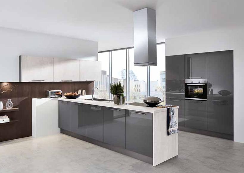 Küchen mit insellösung  Insellösung AV2030/AV1070 - Sabel Küchen mit Leidenschaft in Wuppertal
