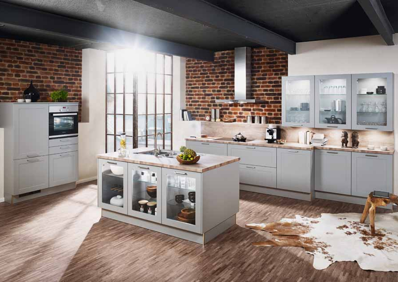 Küchen mit insellösung  Insellösung LOTUS - Sabel Küchen mit Leidenschaft in Wuppertal