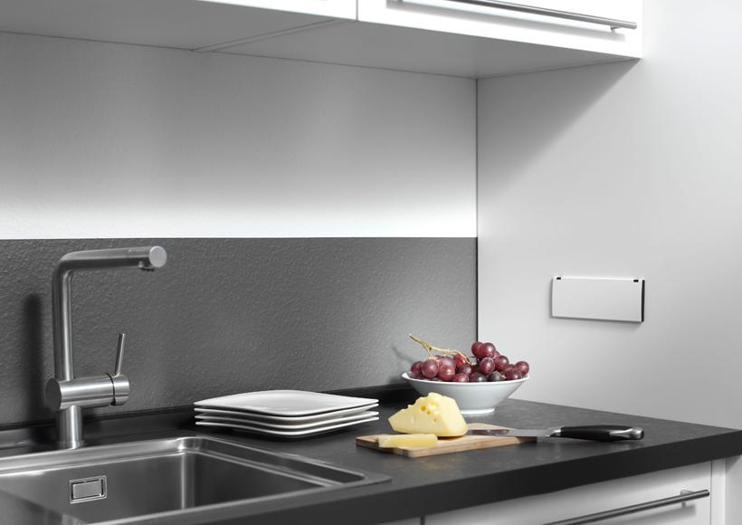Steckdosen-Element KAPSA - Sabel Küchen mit Leidenschaft in Wuppertal